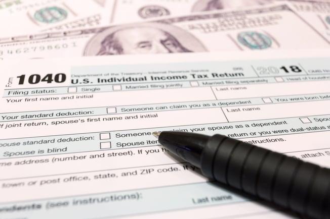 Tax Image - iStock